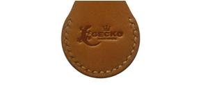 レザー製コイン型電子マネーケース